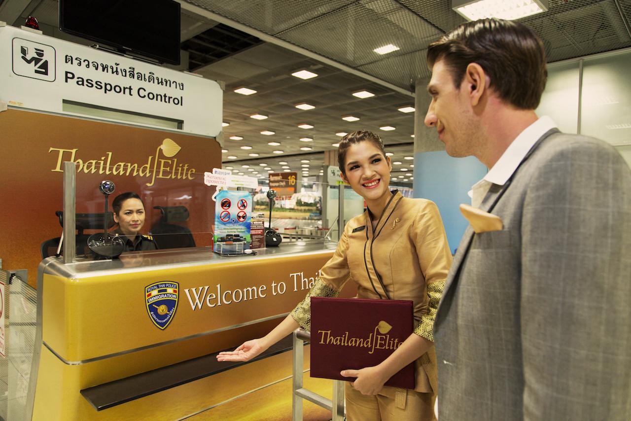 入出国時VIP待遇